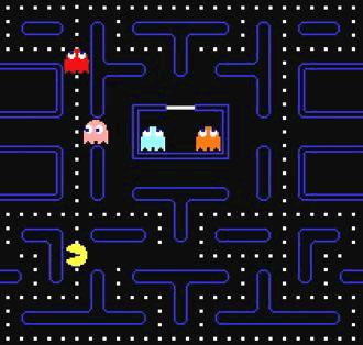 Pacman Spiel
